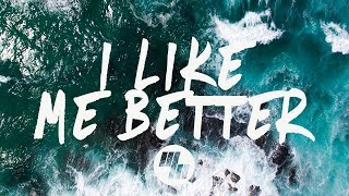 Lauv - I Like Me Better (Lyrics Lyric Video) Cheat Codes Remix