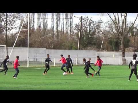 BEZONS U11A -DEUIL FC ENGHIEN U11A 1 MI-TEMPS