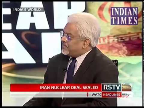 India's World   Iran Nuclear Deal Sealed With P5+1
