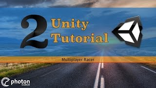 2. Unity Tutorial - Creating A Multiplayer game with Photon Unity Network (PUN)