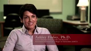 Ashely Finley on Role of Students in Assessments