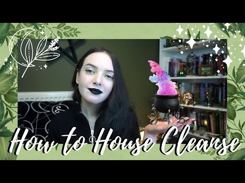 How to House Cleanse with Smoke║Witchcraft 101