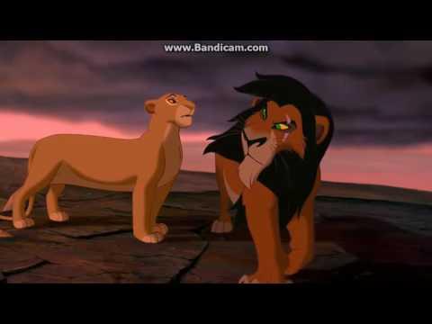Download The Lion King (Scar Hits Sarabi) Leggete descrizione