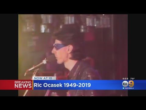News Around The Lone Star State - RIC OCASEK'S CAUSE OF DEATH REVEALED
