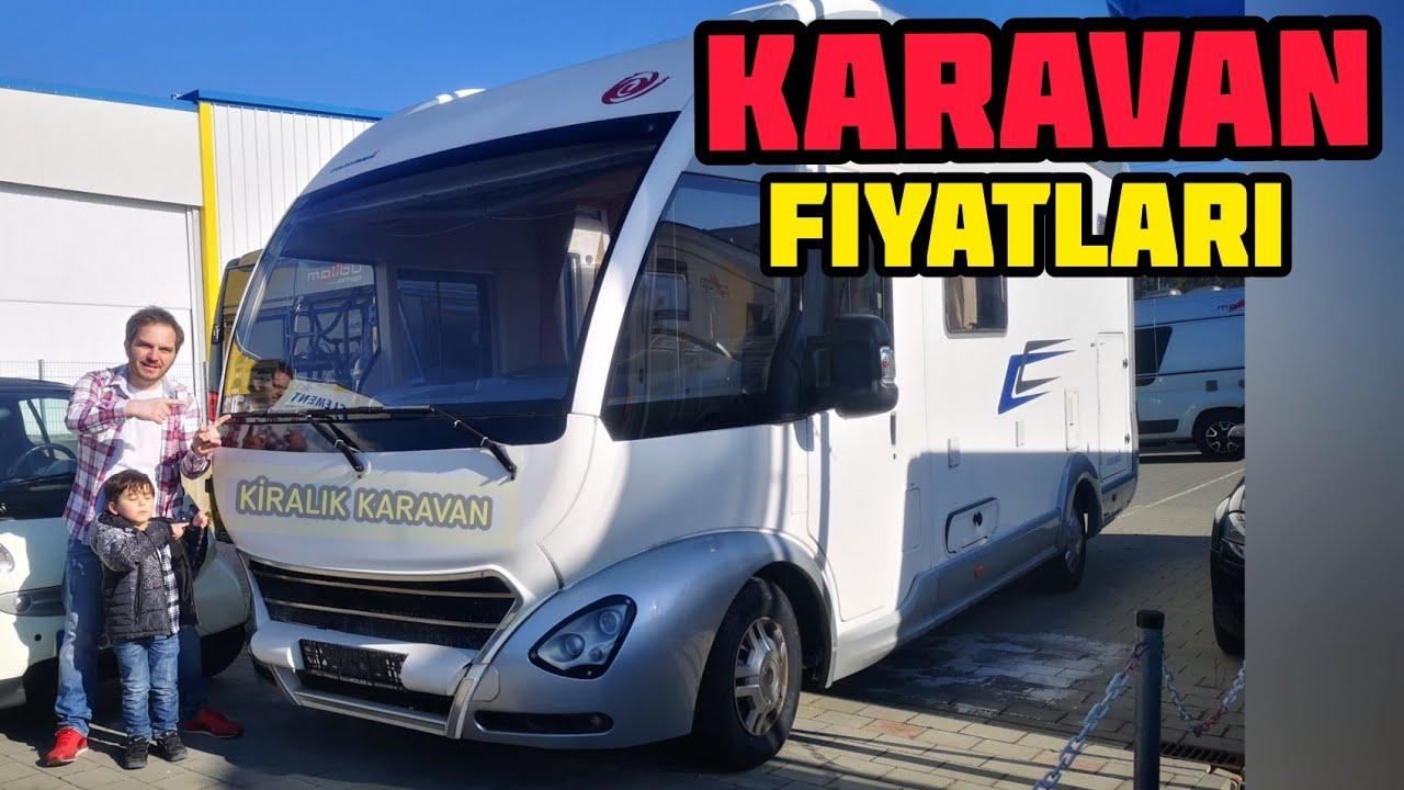 karavan fiyatlari cekme karavan modelleri kiralik karavanlar