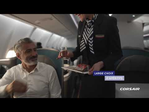 Cabine business Corsair A330NEO