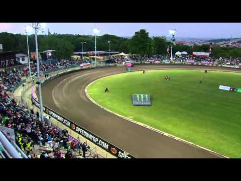 FIM Monster Energy Speedway Grand Prix 2015, Czech Republic, Praha. 3 round, 23.05.2015