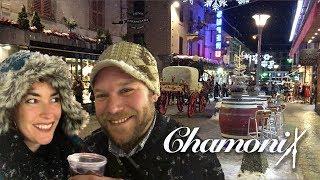 French Ski Resorts - Chamonix Valley, French Alps - The Pitt Stops Videos (4k)