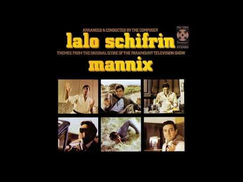 Lalo Schifrin - Endgame (Mannix)