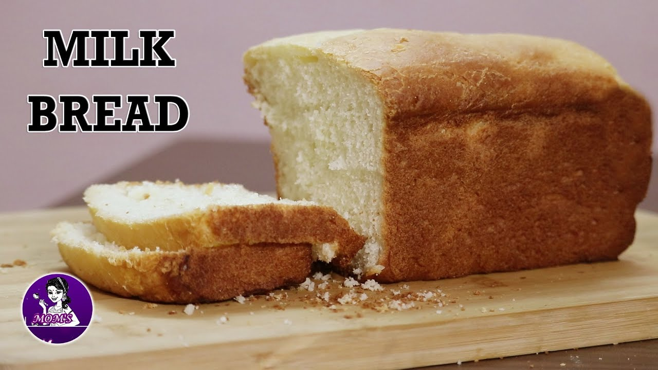 How To Make Homemade Bread | Milk Bread Recipe Without ...