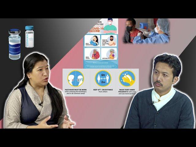 Health and Wellness:Dr. Tenzin Tsundue on Covid-19 second wave