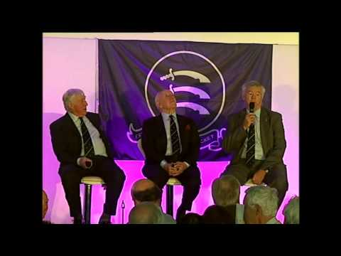 Peter Parfitt, JT Murray & John Price - Q&A Session at Middlesex CCC's 150th Anniversary Lunch