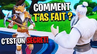 """This """"HACKER"""" surprises me with the future secret skins of Fortnite... (shocked)"""