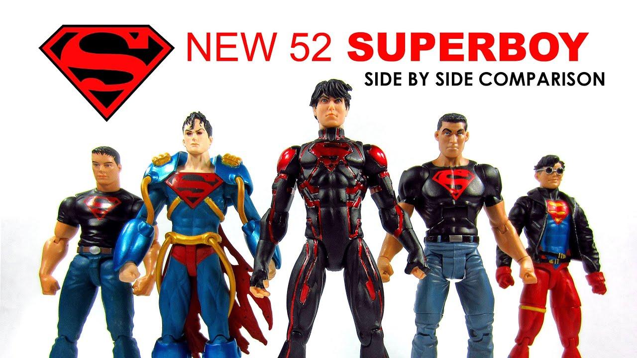 Superman Vs Superboy New 52 | www.imgkid.com - The Image ...