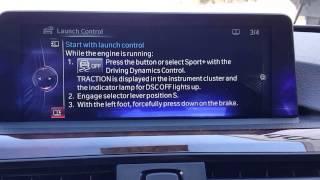 BMW Launch Control