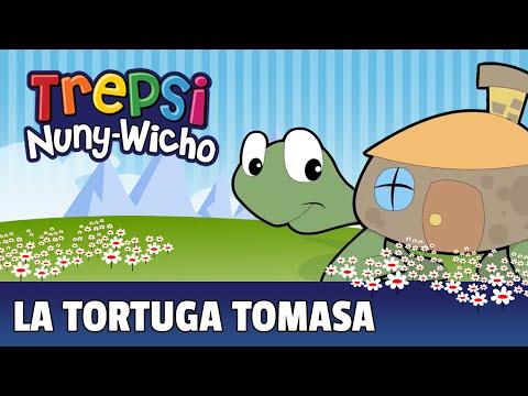 La Tortuga Tomasa - Trepsi El Payaso