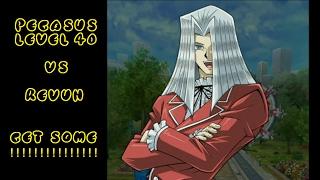 Pegasus Level 40 VS Revun | Yu-Gi-Oh Duel Links