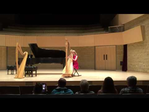 Sarah Sells, Harp (Intro & Performance)