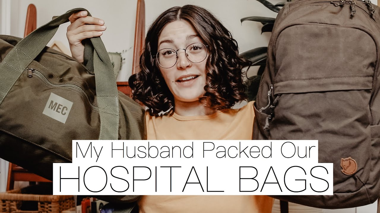 What's In My Hospital Bags || Labour & Delivery