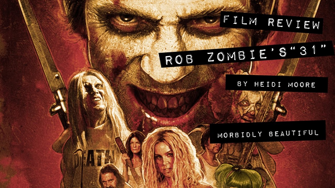 Download Rob Zombie | 31 Review