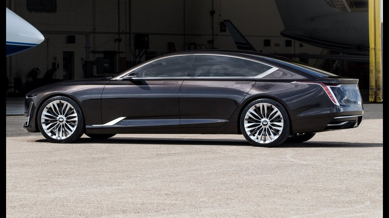 New Cadillac Escala Concept Review Youtube