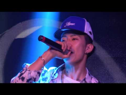 160618 2016 LIVE SHOW IN TAIWAN STAGE(FULL) - JAY PARK / 박재범