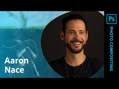Back from MAX: Explore Photoshop for iPad with Aaron Nace  - 1 of 2