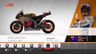 MotoGP 17 | ALL RIDERS LIST |  PC GAME