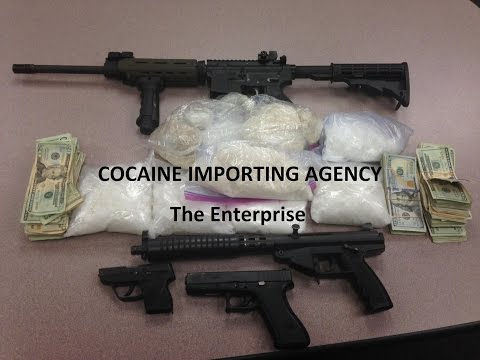 COCAINE IMPORTING AGENCY (CIA) - The Enterprise