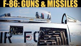 F-86F Sabre: Air To Air Guns & Missiles Tutorial | DCS WORLD
