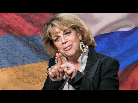 Россия и Армения это две сестры! - Любовь Казарновская