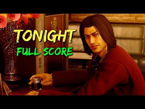 Yakuza 6: The Song of Life - Karaoke - Tonight Full Score