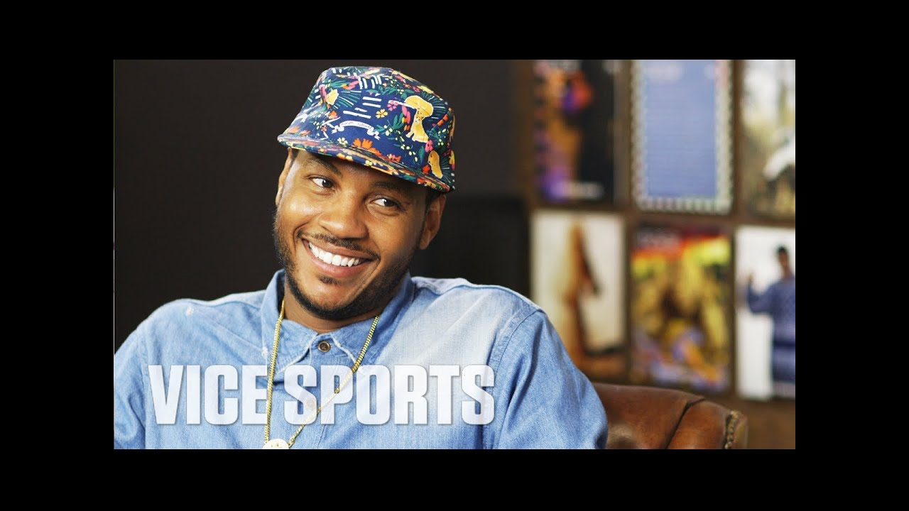 Carmelo Anthony on the Free Agency Decision: VICE Sports Meets