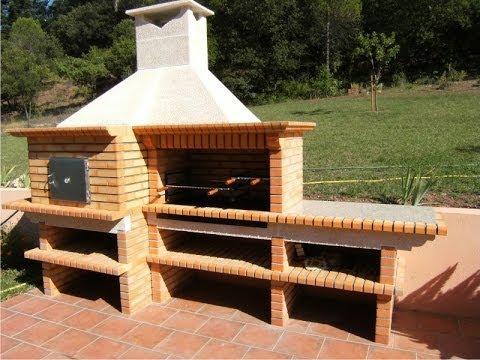 Barbacoas y hornos de le a tienda online de nuestros for Barbecue de jardin fixe