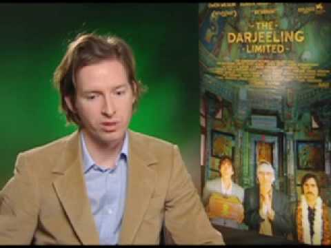 Wes Anderson talks The Darjeeling Limited | Empire Magazine