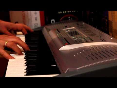 Medeli M10 - Quick  demo piano improvisation
