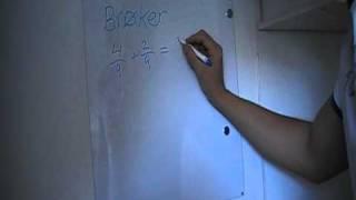 Brøkregneregler (addition)