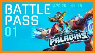 All About the Battle Pass of Paladins