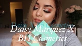 FINALLY USING MY EX SISTER IN LAW'S EYESHADOW PALLET | Crystal Juarez