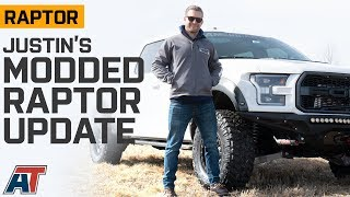 What's It Like to Live With A Modded Ford Raptor? | Justin's Built 2017 F150 Raptor Update