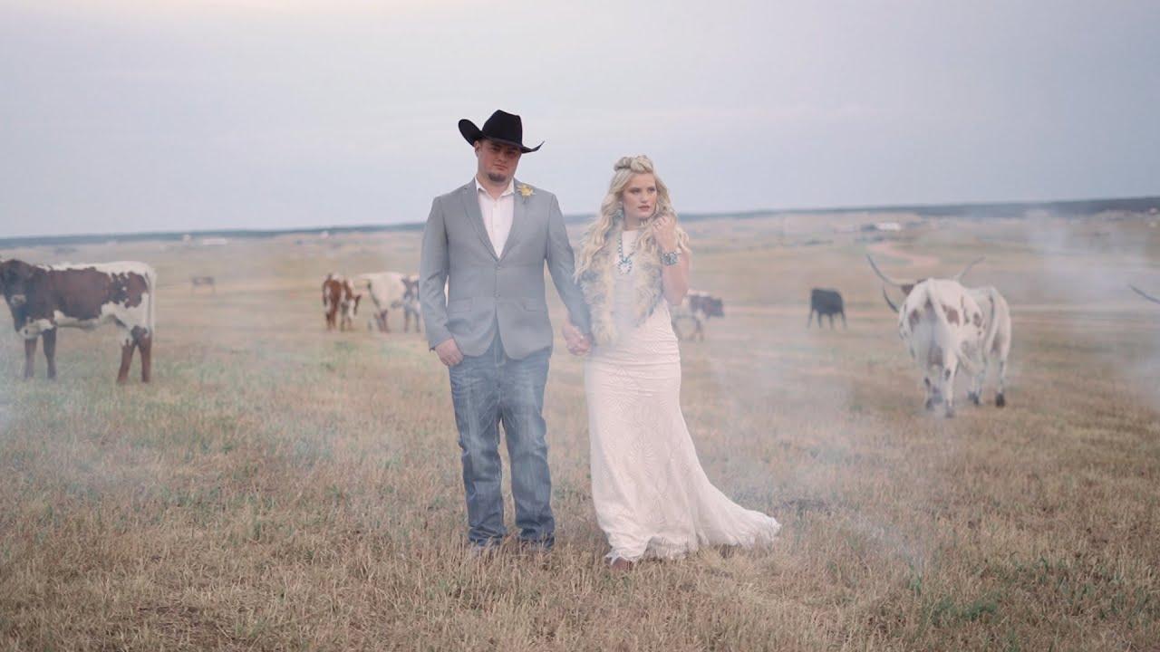Western Inspired Wedding Styled Shoot