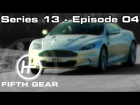 Fifth Gear: Series 13 Episode 4
