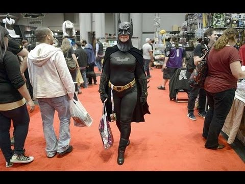 2012 New York Comic Con at The Jacob Javits Center
