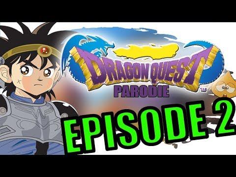 [PARODIE] Dragon Quest : La Quête de Fly {épisode 2 : A la recherche de Golden Stalin !}