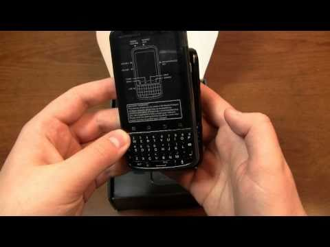 Motorola Droid Pro Unboxing