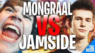 Mongraal Secreto 1 VS 1 VP Jamside ? Aspectos destacados de Fortnite