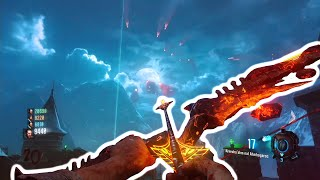 BLOWING UP THE MOON! Der Eisendrache Easter Egg ENDING!