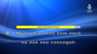 ♫ Karaoke MAIS UMA NOITE SEM VOCÊ - Leandro & Leonardo