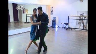 Valentina i Vedran - prvaci svijeta u tangu