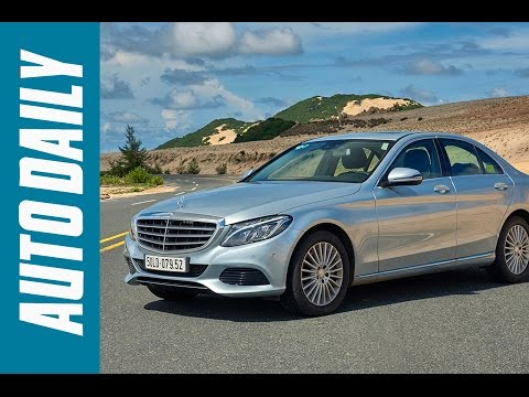 Autodaily.vn | Đánh giá Mercedes-Benz C250 Exclusive 2016 (2016 Mercedes-Benz C250 Exclusive Review)